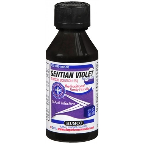 Gentian Violet Antiseptic Solution