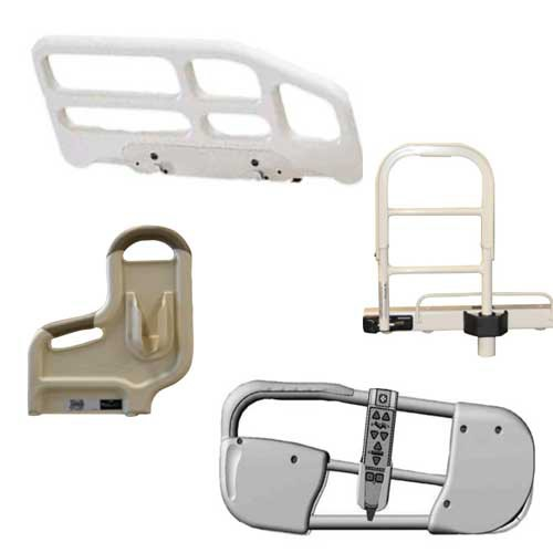Joerns Hospital Bed Rails