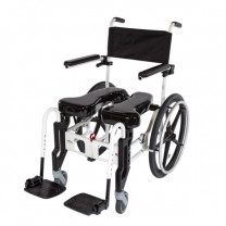 922 Rehab Shower/Commode Chair-Folding