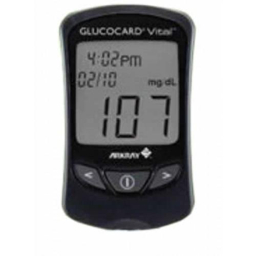Glucocard Vital Meter