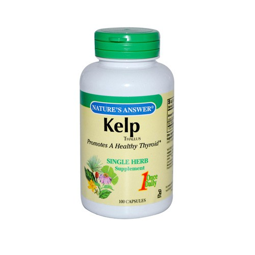 Nature's Answer Kelp Thallus
