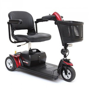 Go-Go Sport 3-Wheel Mobility Scooter