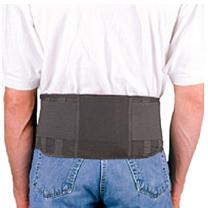 Safe-T-Belt Working Back Support