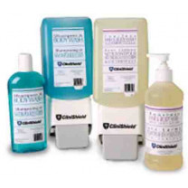 CliniShield Mild Shampoo and Body Wash