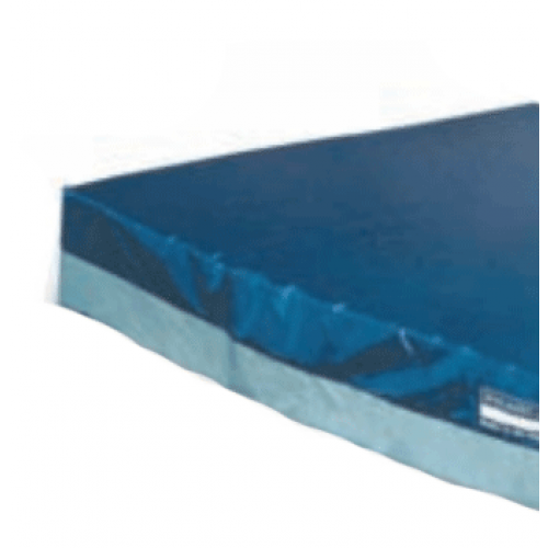 Mattress Cover for Geo-Mattress with Wings