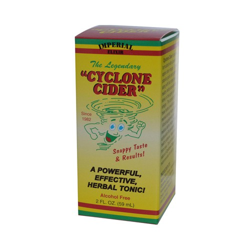 Cyclone Cider Herbal Tonic