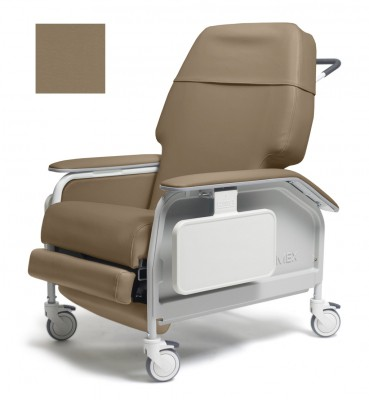 lumex extra wide clinical care geri chair recliner 27d