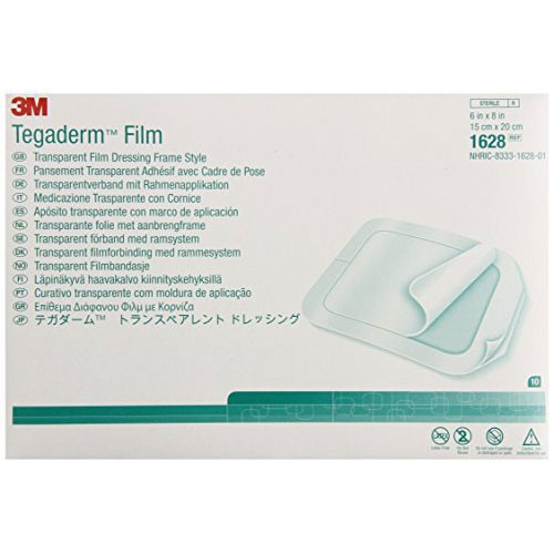 3M Tegaderm 1628 Film Dressing