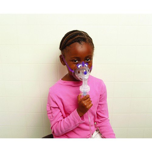 AirLife Misty-Max10 Medication Nebulizers With Baffled Tee Adapter
