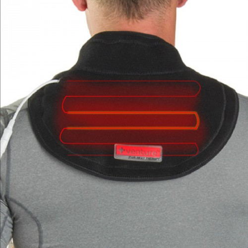 Venture Heat NECK WRAP for At-Home Pain Therapy