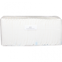 BRBC20 Attends Breathable Briefs Clear Bag