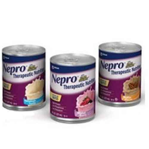 Nepro with Carb Steady Nutrition Shake Homemade Vanilla - 8 oz