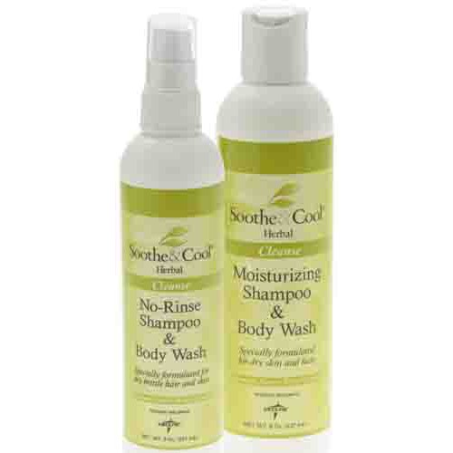 Soothe & Cool Herbal Shampoo Body & Wash