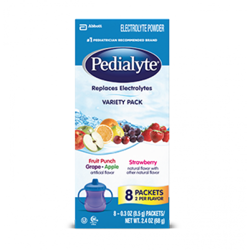 Pedialyte Powder Packs