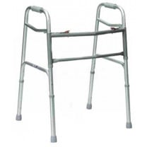 Drive Walker Bariatric Aluminum Folding Walker