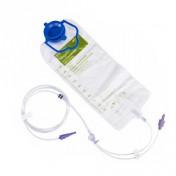 Kangaroo Joey ENPlus Spike with Flush Bag, Anti-free Flow