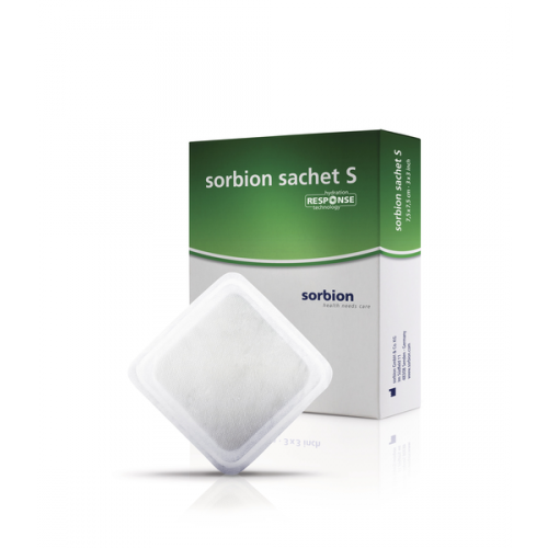 BSN Cutimed Sorbion Sachet S Fiber Wound Dressing