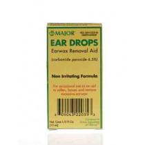 Major Ear Wax Drops