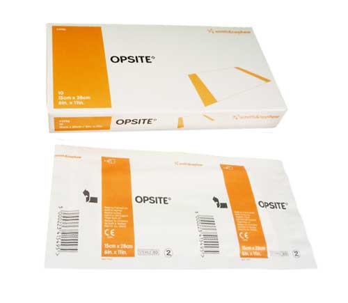 opsite transparent film adhesive waterproof dressings d03