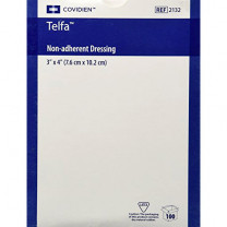 Covidien Telfa 2132 Ouchless Non-Adherent Pad
