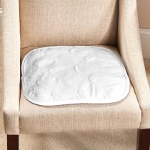 CareFor Deluxe Designer Print Reusable Wheelchair pad