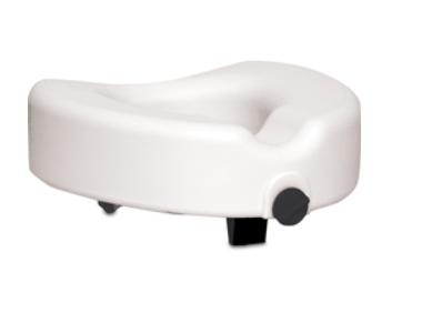 Invacare Probasics Clamp On Raised Toilet Seat Bsrtsl