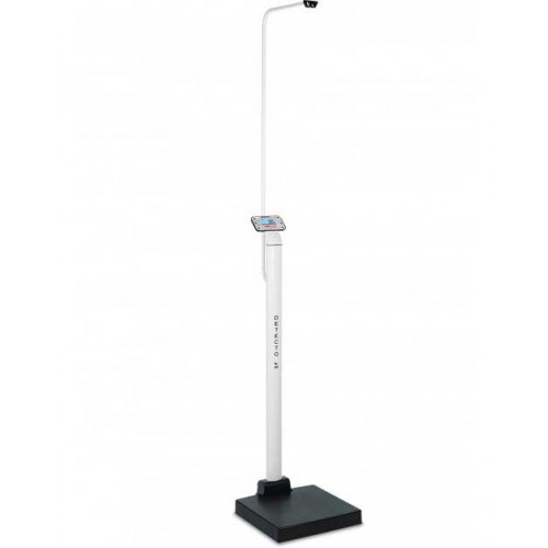 apex Digital Clinical Scale with Sonar Height Rod