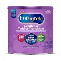 Pediatric Oral Supplement Enfagrow Gentlease Toddler Transitions Unflavored