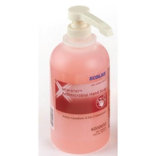 Ecolab Medi Stat Antimicrobial Liquid Soap 6000033