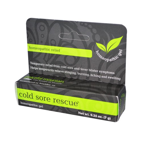 Peaceful Mountain Cold Sore Rescue