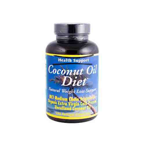 Coconut Oil Diet Aid