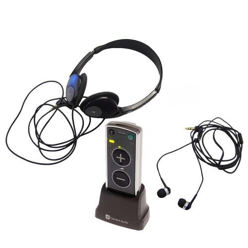 Comfort Audio Duett New Personal Listener with Earphone/Headphone