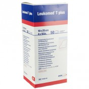 Leukomed T Plus Post-Op Dressing 7238203 | 4 x 10 Inch by BSN