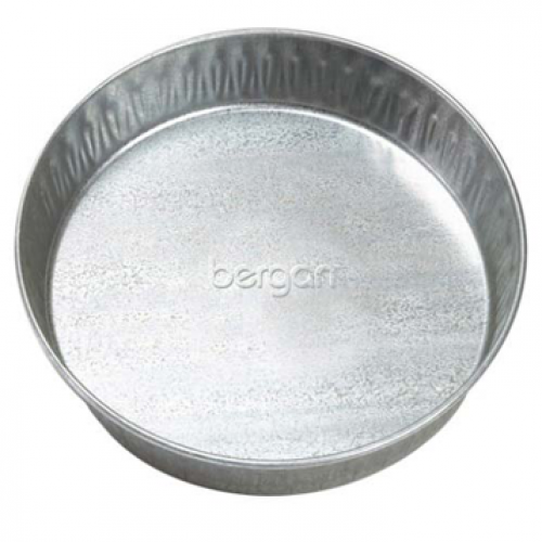 Bergan Galvanized Metal Pet Food Bowl