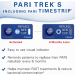 Pari Trek S Timestrip Visual Indicator