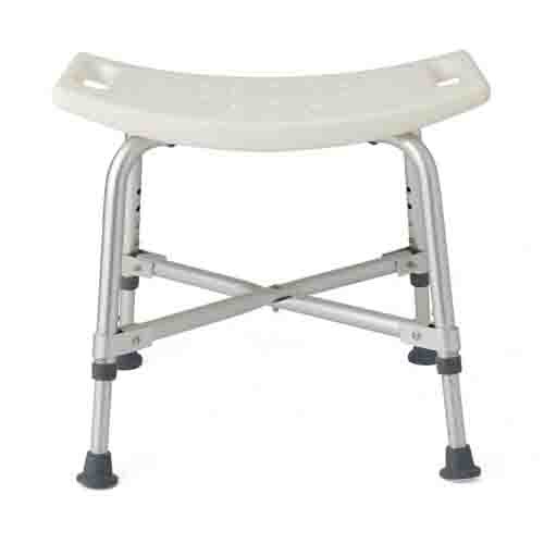 Bariatric Adjustable Bath Bench without Back