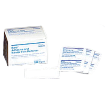 Adhesive and Barrier Film Remover Wipes