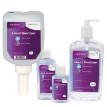 DebMed Soft N Sure Hand Sanitizer Gel