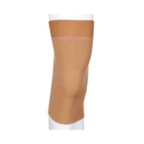 Mediven Orthopedics Seamless Knit Knee Support with Silicone Top Band