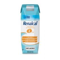 RENALCAL 2.0 Cal Peptide Based Tube Feeding Formula - Unflavored - 8.45 oz