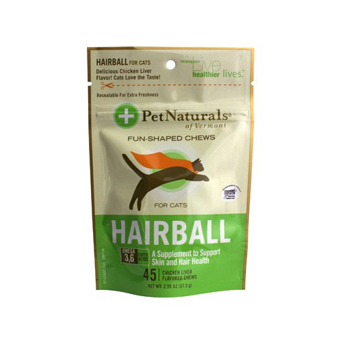 Hairball Prevention for Cats