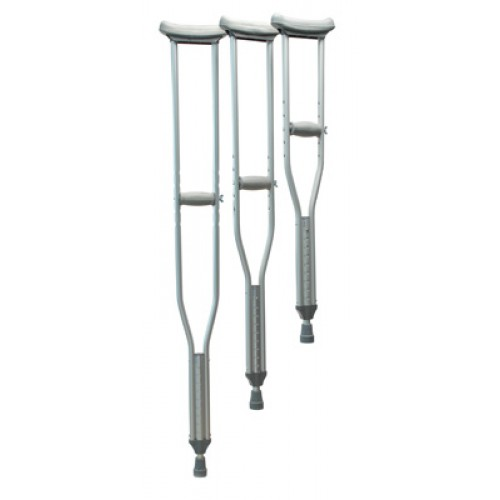 Universal Aluminum Crutches