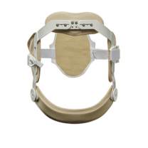 Hyperextension Orthosis, Front View