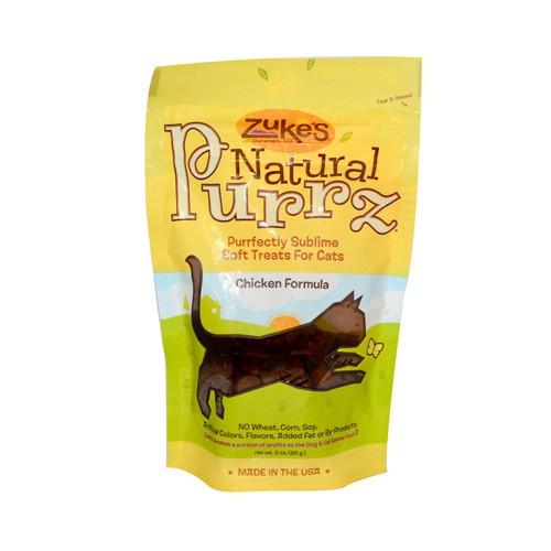 Zuke's Natural Purrz Cat Treats