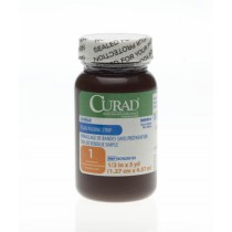 CURAD 1/2 in x 5 yd Plain Packing Strips, Sterile - NON255125