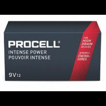 9V Duracell Procell Intense Batteries