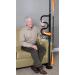 Living Room Grab Bar Pole