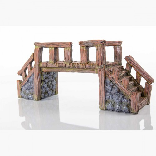 Decorative Wood Bridge