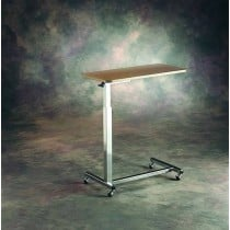 Overbed Table Auto Touch by Invacare