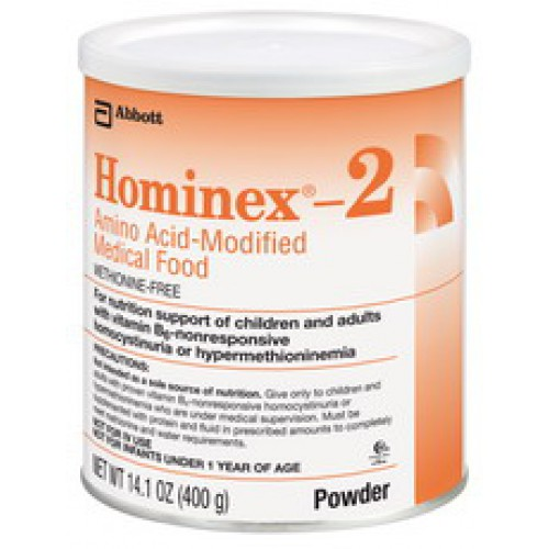 Hominex 2 Amino Acid Modified Medical Food